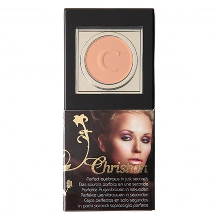 Kit maquillage sourcils, semi-permanent, redessiner sourcils cancer, tan, Christian Cosmetics