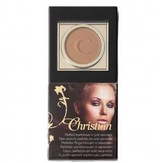 Kit maquillage sourcils, semi-permanent, redessiner sourcils cancer, dark brown, Christian Cosmetics