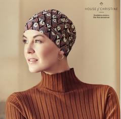 Bonnet chimio, bonnet zen bambou, donatello, Christine Headwear