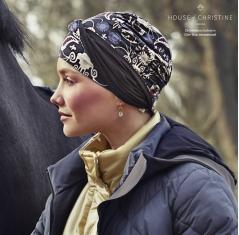 Bonnet chimio easy bambou, favori, christine headwear