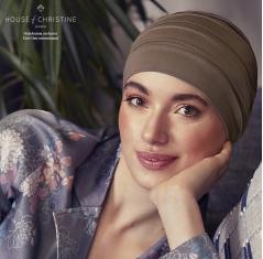 bonnet soft line moon, bonnet chimio, bonnet cancer, tan