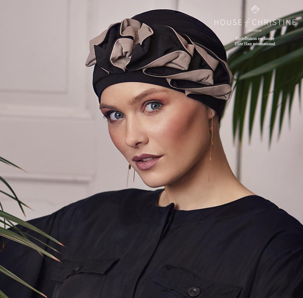 bonnet chimio, bonnet cancer, bonnet fashion coton, fashion coton, coton, coton supima, christine headwear, athena