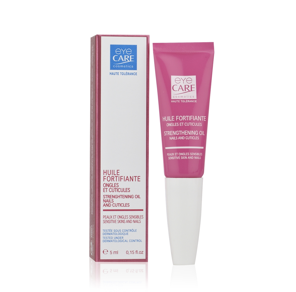 huile fortifiante, ongles abimes cancer, eye care cosmetics