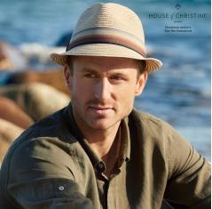chapeau solaire homme, chapeau cancer, tropic