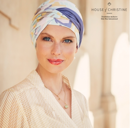 Bonnet chimio easy bambou, verano, christine headwear