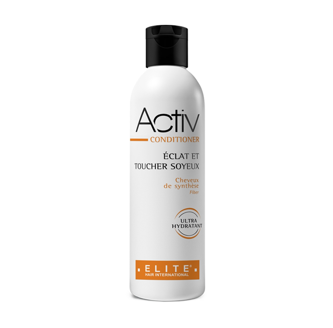 Activ conditioner, entretien perruque synthétique, elite hair international