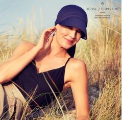 Bandana chimio soft line sun, minéral, christine headwear