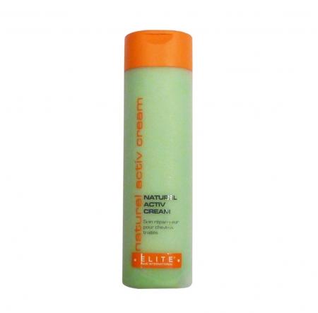 Naturel activ cream, entretien perruque naturelle, elite hair international