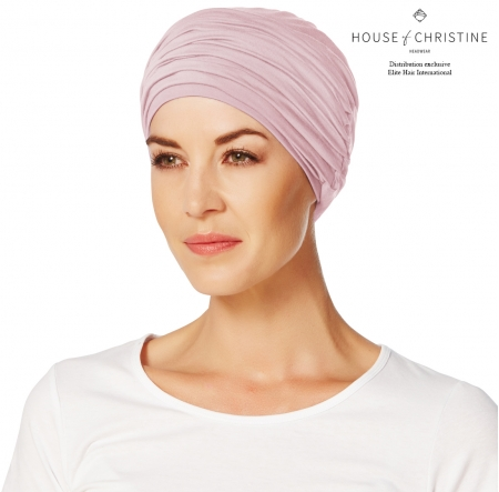 Bonnet chimio, duo karma, cocoon, christine headwear