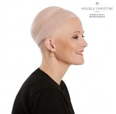 Volumateur de turban, indispensable, essentiel, chimio, cancer, bonnet sous perruque, bonnet sous turban, Christine Headwear