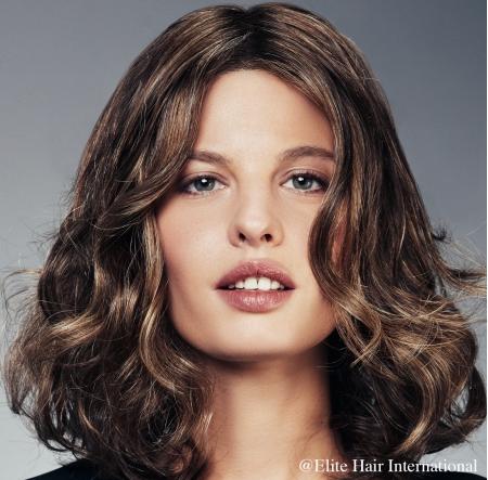Portrait femme perruque splendide ***, cheveux synthètiques, elite hair international