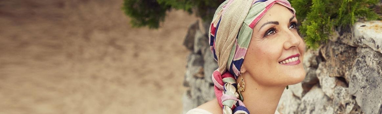 Turbans-foulards à nouer – Alternative à la perruque