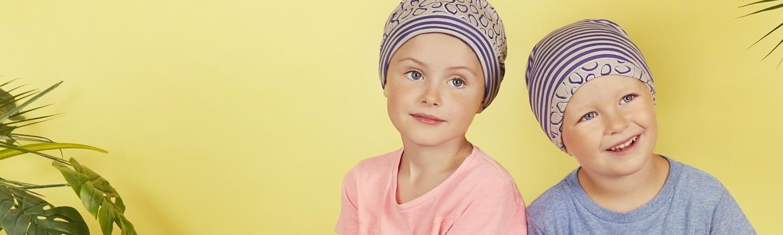 Bonnets Chimio Enfants – Alopécie Enfants